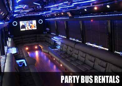 Party Bus in Birmingham