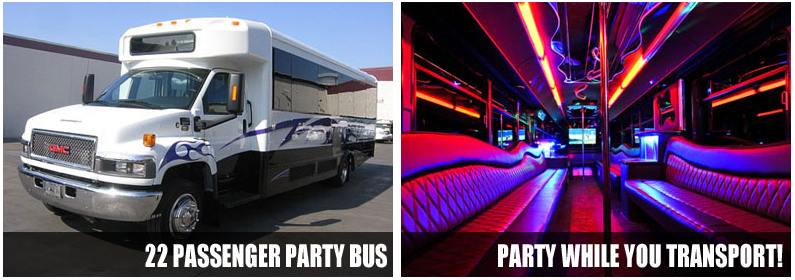 party bus rentals Birmingham