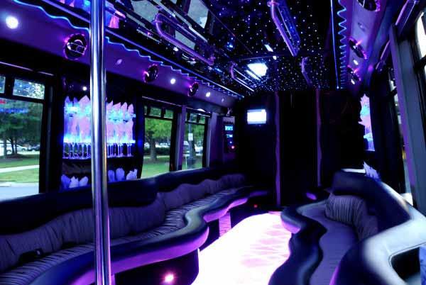 22 people party bus limo Birmingham