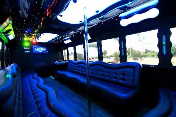 40 people party bus Birmingham