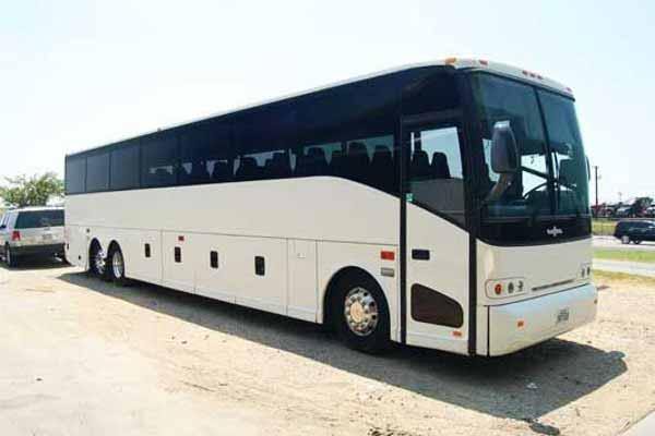 50 passenger charter bus Birmingham