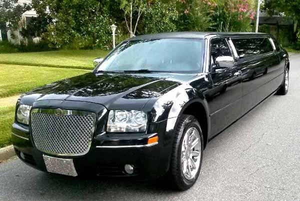 Chrysler 300 limo Birmingham