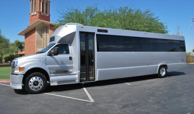 Birmingham 40 Person Shuttle Bus